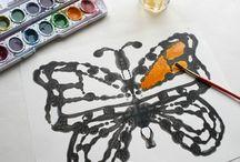 Art-butterflies / by Tammara Rosenberg