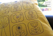 embroider patterns