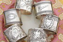 Silver saker i slottet