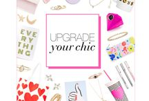 Upgrade Your Chic with Refinery29 / You can never have enough pretty things in your life! #upgradeyourchic