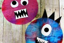 monster, troll og andre udyr