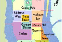 Favorite cities