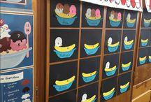 Classroom - Sweet Theme
