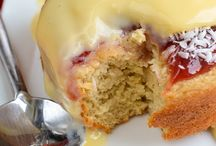 slimming world sweet treats, puds & bakes