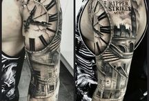 Arm Sleeve / Tattoo