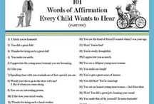 positive things to say to your kid