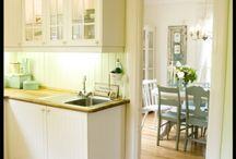Norwegian Kitchen Ideas / by Liv Perschon