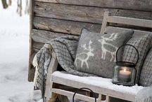 Mroźne poranki / Zima to wyjątkowa pora roku, a w swojej wyjątkowości przepiękna! Na tej tablicy będziemy przypinać piny ukazujące Panią Zimę w pozytywnej i radosnej odsłonie.