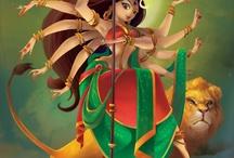 Hindu deities