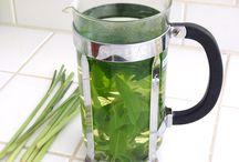 Herbal Teas and Remedies