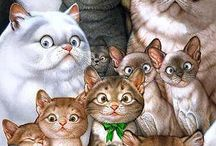 cat stuff / cats, about cats + things for cats