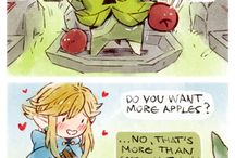Zelda Botw :3❤