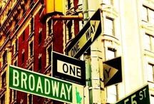 give my regards to broadway / by Molly Herring