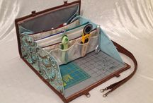 quilters organizer bag