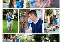 Engagement / © Kristina Hall Photography www.kristinahallphotography.com