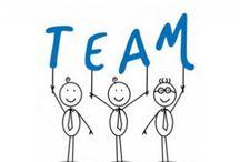 Team Building ideas / by Abigail Bishop