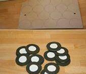 Rollos de papel higiénico, manualidades