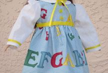 AG CLOTHES ON ETSY / by Sharon Collins