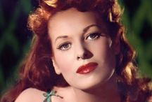 MAUREEN O'HARA / by Clay Burress