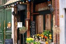 Flower and café
