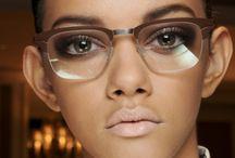 Occhiali & make up / Occhi seducenti anche dietro a un paio di occhiali #makeup #glasses