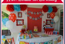 1ST Birthday Party Ideas   / by Christie Pruden