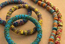 colorful handmade jewelry