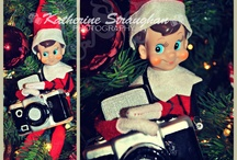 Elf on the Shelf Elf on the Shelf Elf on the Shelf our elf TINKER / by 8411mommy