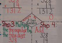 math ideas / by Jennifer Bajarin