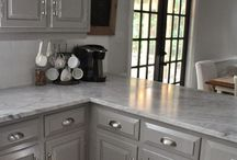 Rehab kitchen ideas / by Katie Baney