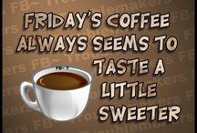 Interests - COFFEE