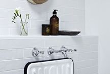 Beautiful Bathrooms / Stunning bathrooms for stylish family living.