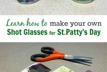 Holiday~ St. Patrick's Day / St. Patrick's Day, Crafts, DIY, Parties, Shamrocks, St. Patrick's Day, Crafts for Kids, Kids Parties, Kids Crafts, DIY, St. Patrick's Day Crafts, St. Patrick's Day Kids Activities, Leprechaun, March,  Games, Activities, Foods, Drinks, Desserts,