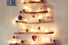 Christmas / A board celebrating the festive season and all things Christmas.