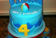 Stetson's 1st Birthday