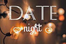 Date Night w/ My Love❤️ / by Brandy Jones