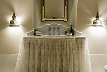 master bathrooms / by Alyssa Link