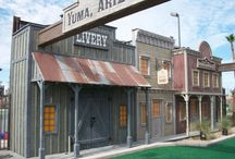Frontier Towns