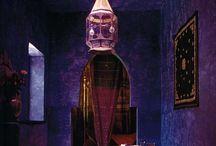 Morocco inspired interiors