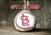 STL Cardinals / St. Louis Cardinal Baseball / by Karen Schwenck Morris
