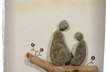 Obrazky z kameňov