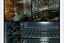Cleaning / Oven
