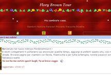 Flory Brown Tour / florybrowntour.it è il nuovo indirizzo del sito che rimane lo stesso nei contenuti, non perdere i contatti perché nulla andrà smarrito, solo archiviato.