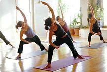 Yoga training!  / :) / by Amy Cousens, LMT, Holistic Health Coach