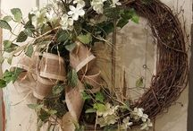 Late Summer Wreaths