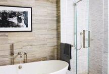 Bathroom/ensuite ideas