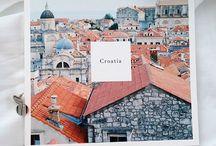 Croatia travel book