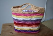 Crochet - Bags & Baskets