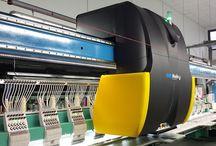 Macchine GMI laser: GMI laser bridge / Sistemi GMI laser installate su macchine da ricamo e novità settore del taglio laser