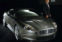 aston martin james bond / by Aston Martin Lover